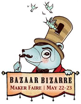 Bazaar Bizarre logo