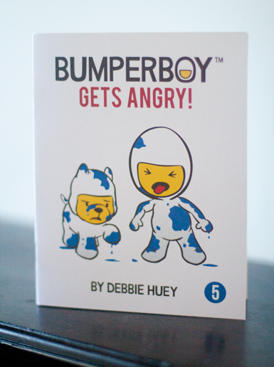 Bumperboy Gets Angry #5