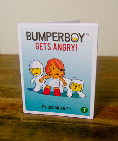 Bumperboy Gets Angry #7
