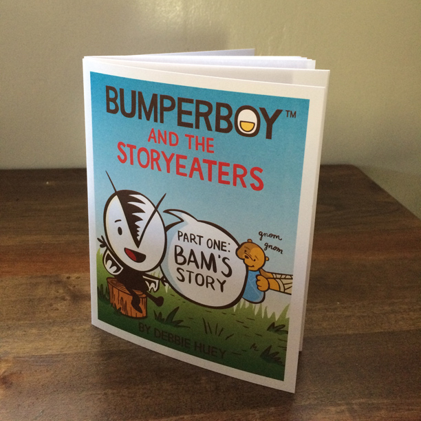 Bumperboy and the Storyeaters Part 1